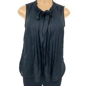 4 for $25 SALE!!!! LOFT Sheer Tie Neck Blouse
